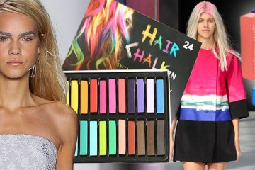 Kriedy na vlasy majú pre rok 2015 nové pravidlá. Pozrite sa, ako ich aplikovať podľa posledných módnych trendov. Móda opäť mení pravidlá!