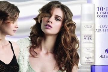 Účesy Michaela Shauna Corbyho to sú úchvatné vlny vo vlasoch, ktoré vás naučia nahradiť klasický styling ošetrujúcej vlasovej kozmetiky – s kaviárom.