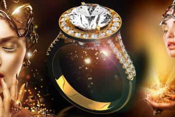 Zlaté prstene sú top šperkom. Viete si ho ale správne vybrať? O správnom výbere farby zlata rozhoduje aj farba vašich vlasov.