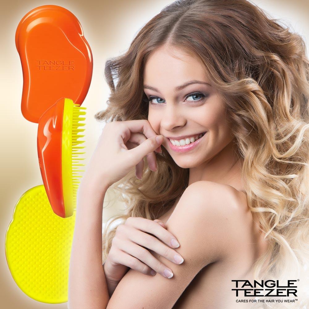 Tangle Teezer je revolučná kefa – rozčeše i nerozčesateľné!