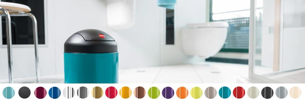 Poznáte odpadkové koše Hailo? Sú kvalitné, funkčné a ich farba vám zdvihne náladu!