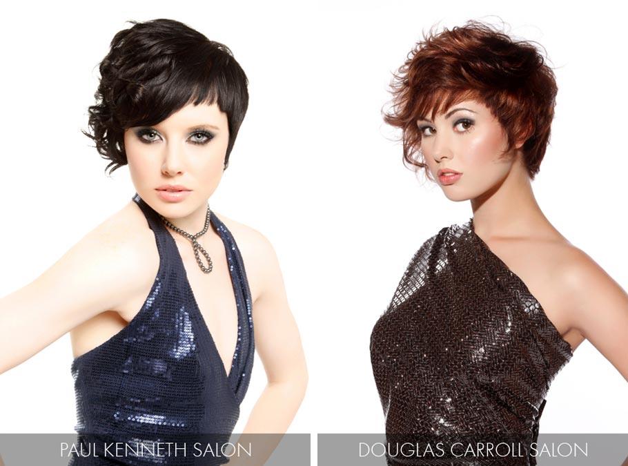 Účesy pre krátke vlasy jar/leto 2015 – vrstvite, dajte vlasom textúru a nebojte sa striedať dĺžky. Účesové trendy 2015 sú o nápaditých kontrastoch!