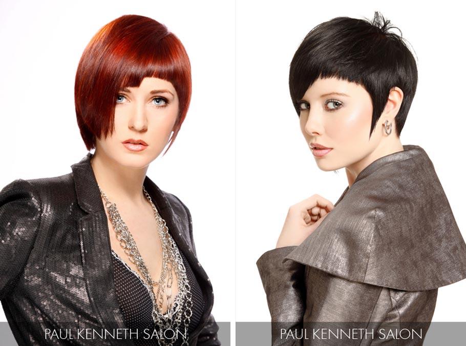 Účesy pre krátke vlasy jar/leto 2015 – šmrncnite svoju ofinu kúskom architektúry!