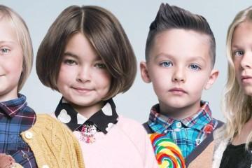 Nové detské účesy pre Bomton má na svedomí Tereza Nová. Jej juniorská kolekcia dostala názov Nativity a nájdete v nej účesy pre chlapcov aj pre dievčatká.