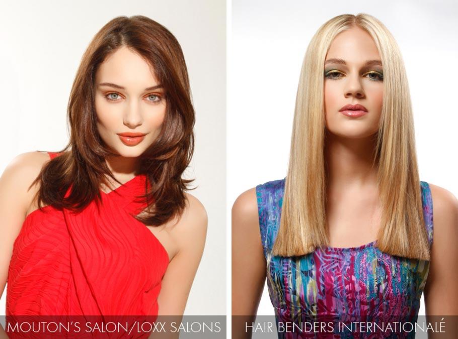 Účesy pre dlhé vlasy jar/leto 2015 – prírodné odtiene letí. Ku kráse im ale môžete pomôcť vhodnou vlasovou kozmetikou!