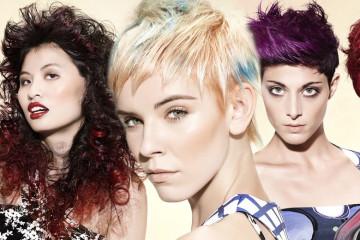 Farby leta 2015 pre vlasy a účesy, na ktoré sa teraz pozrieme, inšpiroval velikán pop-artu, Andy Warhol. Za Grapix Collexion stojí dizajnér Pino Troncone.