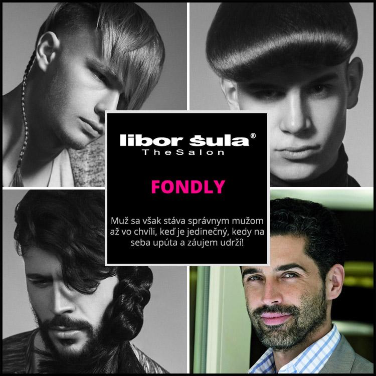 Nové pánske účesy Libor Šula – Fondly.