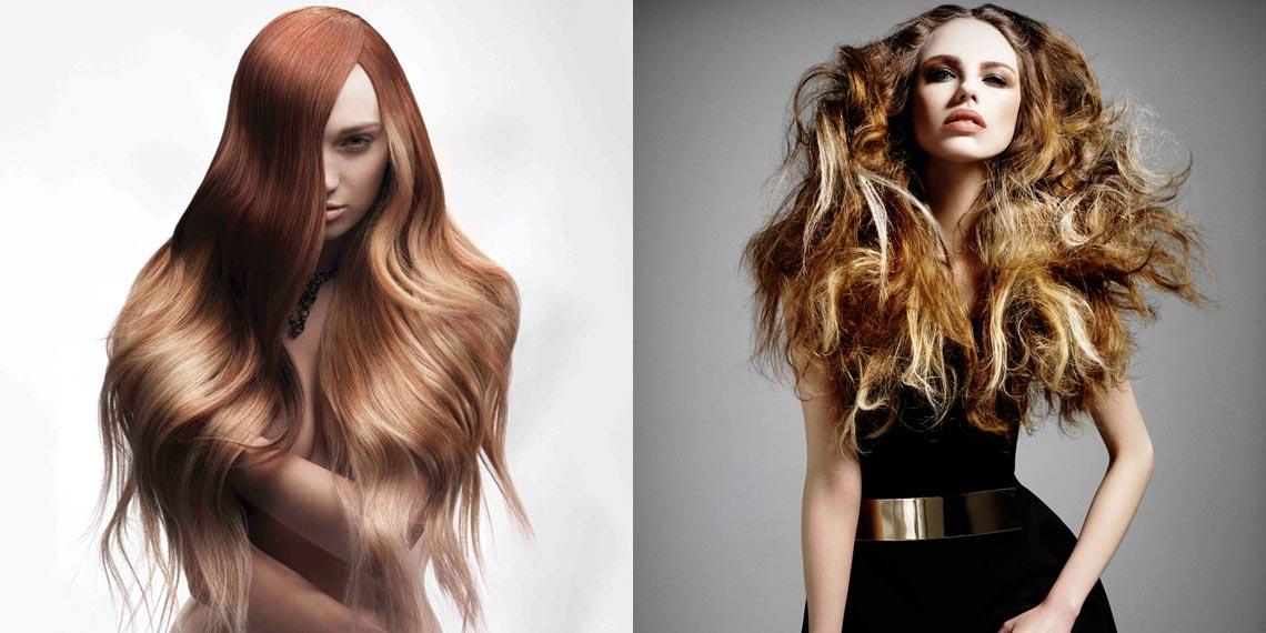 Pomôžte prírodnému vzhľadu ku kráse – extravagancia účesov pre dlhé vlasy od kaderníkov Rush tentoraz spočíva v drzej nenápadnosti.