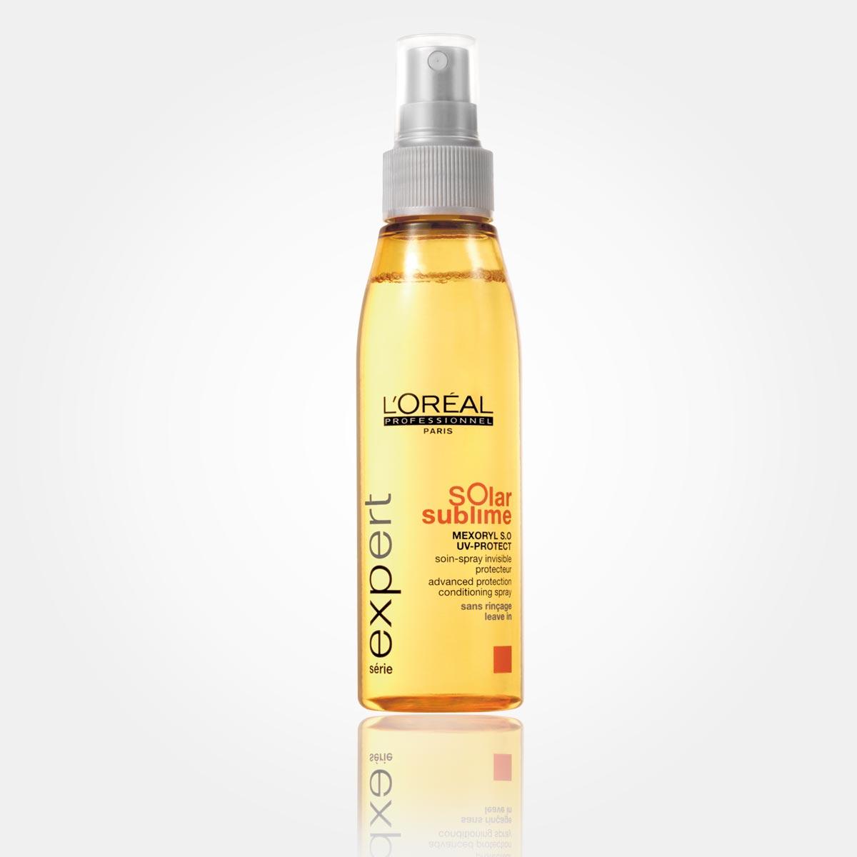 Šampón zo špeciálneho radu letnej vlasovej kozmetiky Solar Sublime od L'Oréal Professionnel