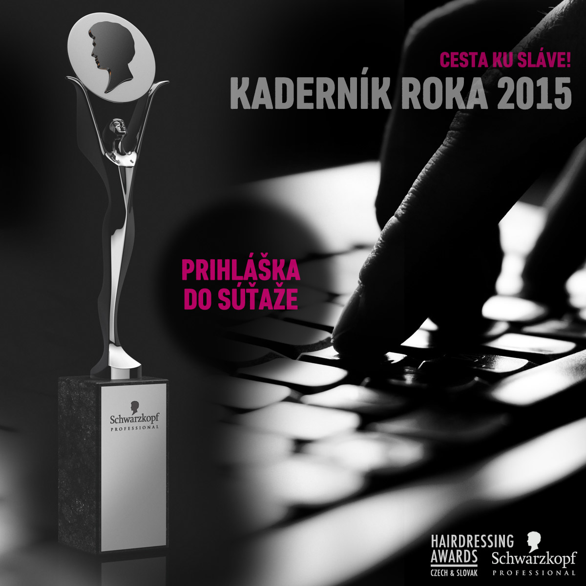 Kaderník roka 2015 - prihláste sa do súťaže!