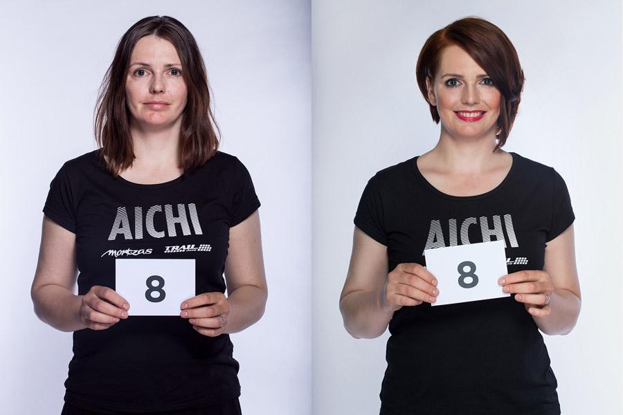 Premeny AICHI 2015 (13. ročník) – Lenka Králová, Pribyslav (premena 8)