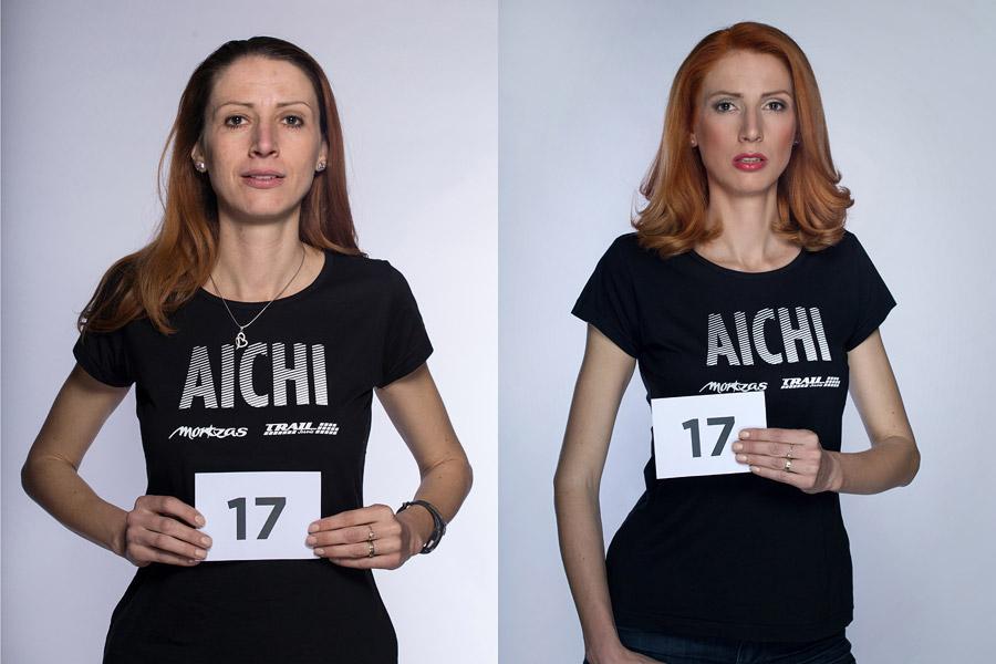 Premeny AICHI 2015 (13. ročník) – Nikola Lokajová, Štúdio Bedivine, Praha (premena 17)