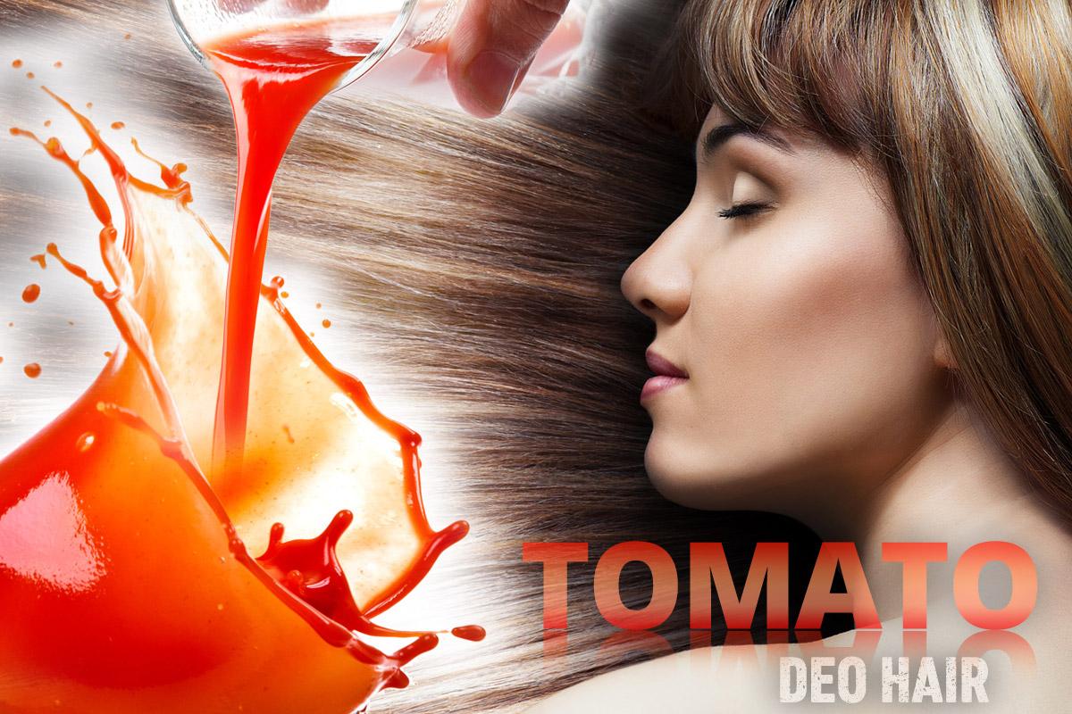 Dezodorant na vlasy vyrobíte prírodnou cestou – potrebujete iba paradajkovú šťavu a vodu. Účinok proti zapáchajúcim vlasom je takmer zázračný!