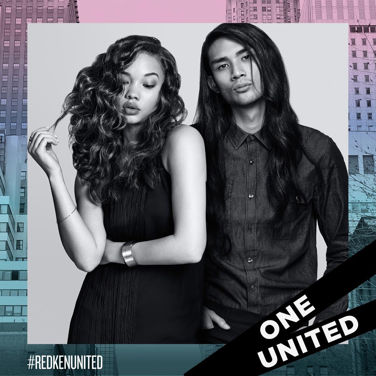 Ošetrujúci sprej One United od Redken ponúka krásne vlasy bez rozdielu typu vlasov.