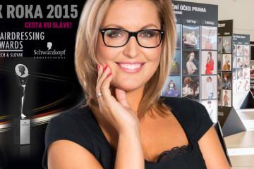 Rozprávala som si s riaditeľkou súťaže Czech and Slovak Hairdressing Awards, pani Luciou Záhorcovou zo spoločnosti Henkel/divízie Schwarzkopf Professional.