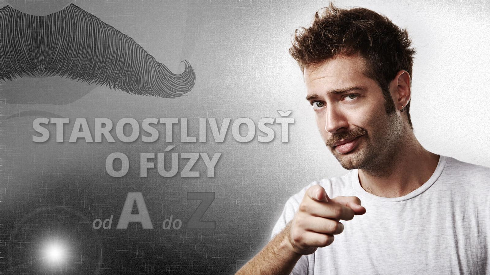 Fúzy – pestujte ich nielen v Movembri!