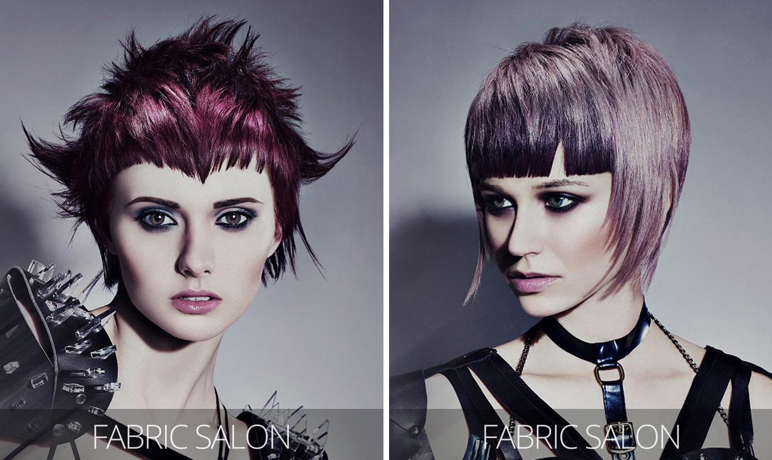 Účesy pre krátke vlasy jeseň/zima 2015/2016 – futuristický cyberpunk