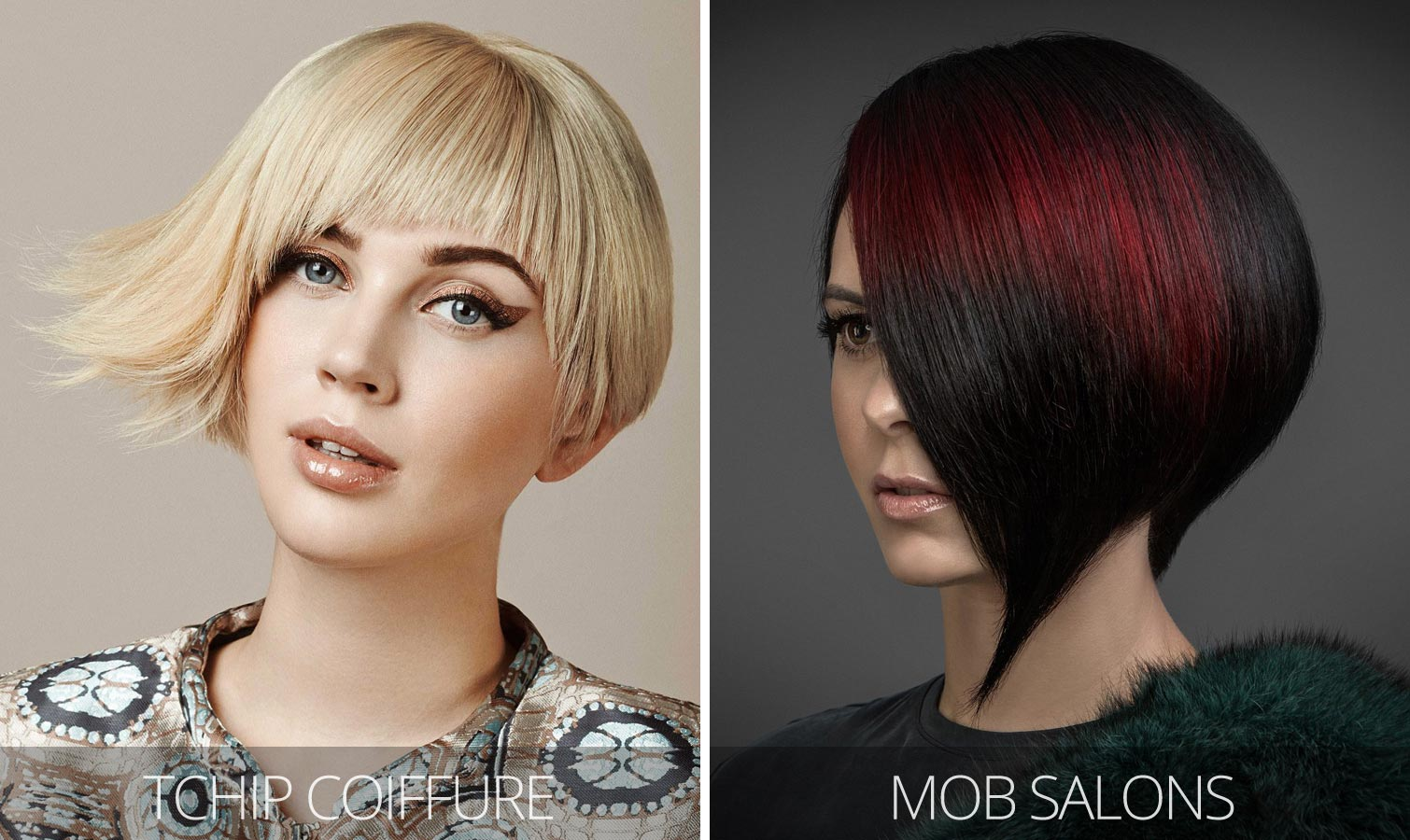 Účesy pre krátke vlasy jeseň/zima 2015/2016 – asymetrické účesy