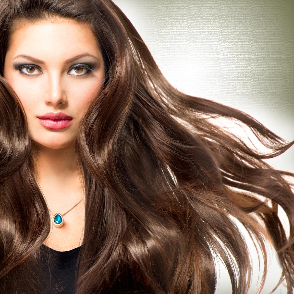 Krásne dlhé a husté vlasy môžete mať ihneď vďaka praktickým clip-in vlasom!