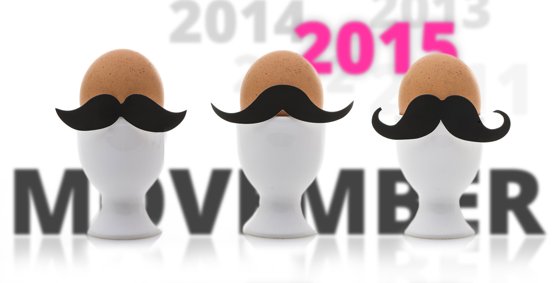 Začnite oslavovať Movember 2015 trebárs hneď s raňajkami. Do hladka sa ohoľte a potom na svoje rastúce fúzy 30 dní nesiahajte ani žiletkou, ani holiacim strojčekom. Podpore svojimi fúzami boj za mužské zdravie a proti rakovine prostaty!