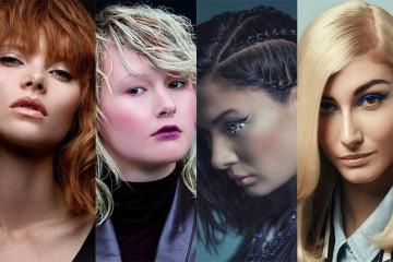 Trendy účesy pre polodlhé vlasy jeseň / zima 2015/2016 sú tu. Neodbijeme vás mikročlánečkom – polodlhé účesy sú tu komplet od A do Z!