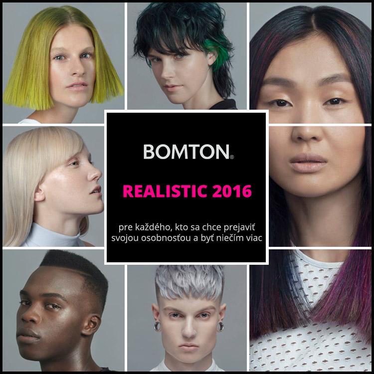 Bomton Realistic 2016 – nová kolekcia Bomton štúdií na rok 2016.