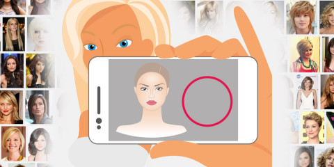 Máte nie práve ideálne okrúhly tvar tváre? Pozrite sa, aké pravidlá dodržať, keď si vyberáte vhodné účesy pre okrúhlu tvár!