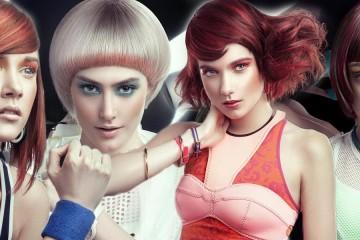 Červená farba na vlasy vás v účesoch, ktoré vám teraz predstavím, rozhodne prekvapí. Nie je agresívna, je extra módna a dovoliť si ju môžu aj blondínky.