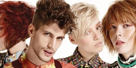 Talianska kozmetická značka Framesi pripravila účesy, ktoré vás okrem iného zasvätí do aktuálnej módy. Módne trendy a účesy predstavuje ako Cultural shake.