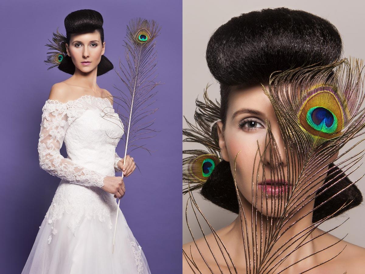 Dekoráciami a doplnky do vlasov šetriť nemusíte!