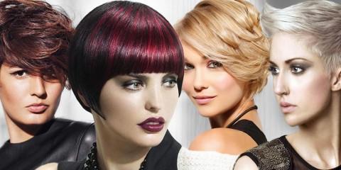 Krátke účesy frčia! Ostrihajte sa podľa najlepších kaderníkov sveta! Nájdite si vhodný krátky strih, farbu alebo styling pre krátke vlasy.