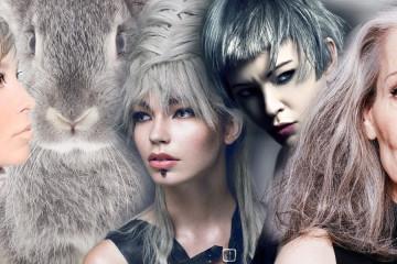 Aká je farba roka 2016? Pre vlasy rozhodne šedá, alebo tiež strieborná či šedivá. Z outsidera medzi farbami je hit pre všetky vekové kategórie!