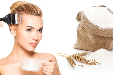 Cesta za lesklými vlasmi nemusí viesť skrz nákup drahej vlasovej kozmetiky. Rovnako tak ľahké rozčesávanie vlasov má svoju lacnú alternatívu – v obyčajnej múke!