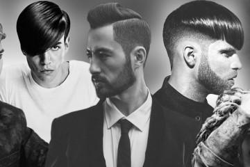 Pánska móda 2016 pre vlasy z Kanady – pánske účesy od kanadských kaderníkov, ktorý boli nominovaní ako najlepší kaderníci pre mužov v súťaži Contessa.