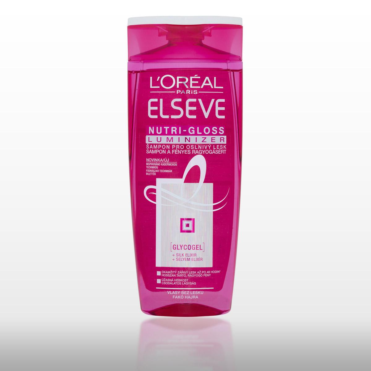 Šampón z kozmetického radu Nutri-Gloss Luminizer od L'Oréal Paris