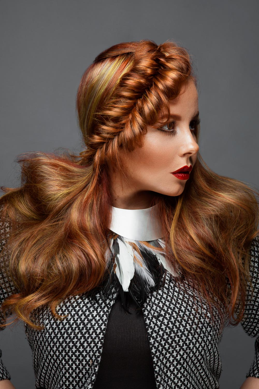 Samantha Conley, Cortello Salon, Jacksonville Beach, FL - Goldwell Color Zoom 2015: New Talent Semi-Finalists