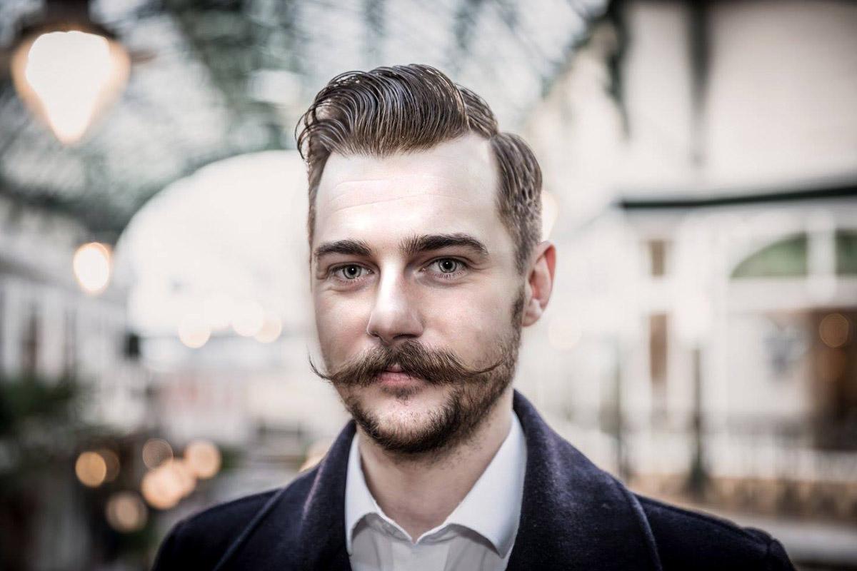 Fotoštylista Británie 2015 (Photographic Stylist – NHF) – zaujímavé nominácia: nominácia v kategórii Men 'Category 3 Fashion Collection – Dan Rix (Company of Master Barbers).