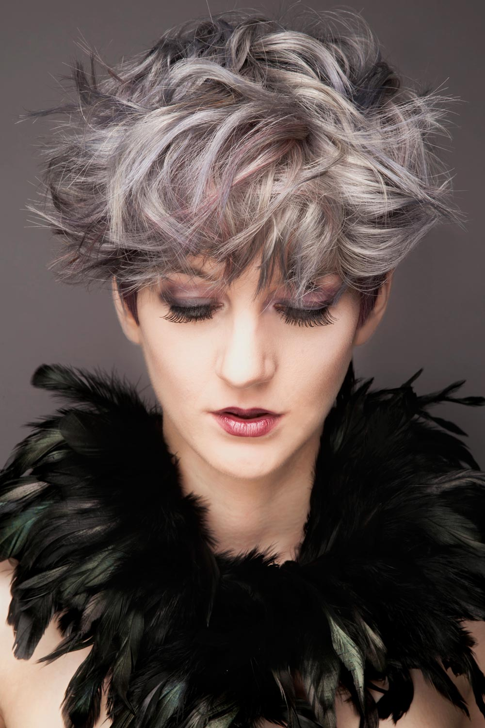 Nicholas Moore-Perez, GLITZ NXT Orion Charter, Township, MI - Goldwell Color Zoom 2015: Partner Semi-Finalists