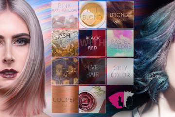 Farby pre polodlhé vlasy jesene 2015 a zimy 2016 – poďte sa pozrieť na módne farby a farebné trendy, ktorými môžete oživiť svoj stredne dlhý účes.