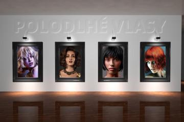 Najväčšia galéria účesov pre polodlhé vlasy – nájdite si svoju inšpiráciu pre krátke vlasy v aktuálnej galérii polodlhých účesov pre jeseň a zimu 2015/2016.
