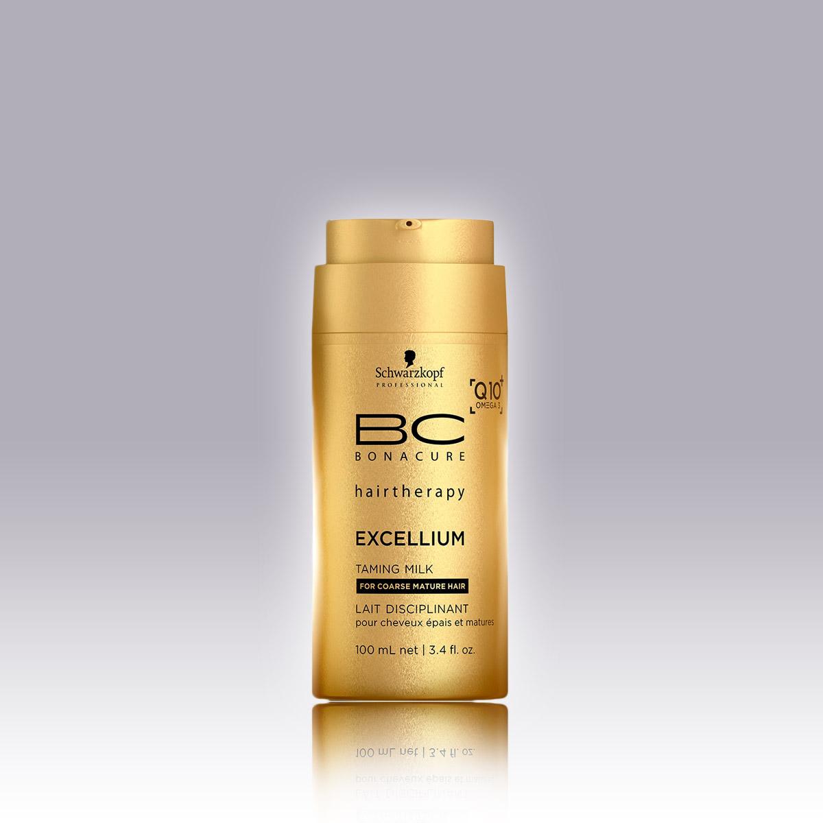 BC EXCELLIUM Q10 + Omega 3 Mlieko pre skrotenie vlasov, 100 ml, 14.75 €
