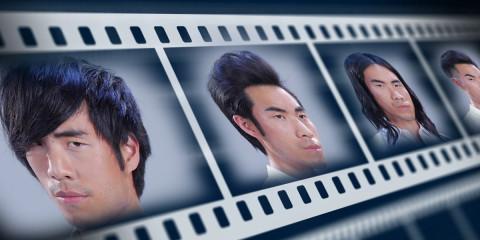 VIDEO – inšpirácia na účesy pre mužov, ktorí tvrdia, že sa z ich vlasmi nedá nič robiť. 1 kaderník, 1 muž a 12 účesov. To musíte vidieť!