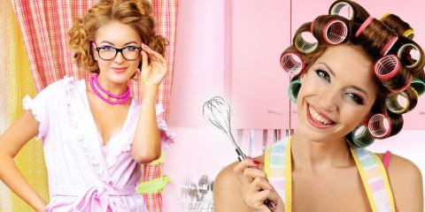 Pre krásne vlasy potrebujete len pár základných ingrediencií z kuchyne! Nič, čo by ste doma bežne nemali alebo si aspoň občas nekúpili.