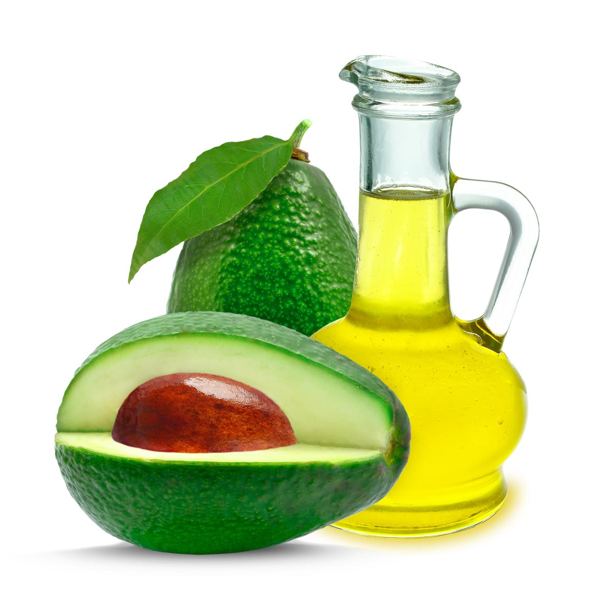 Olej a avokádo pre vlasy – spolu alebo oddelene, obaja to sú veľmi užitoční pomocníci pre prírodnú starostlivosť o vlasy.