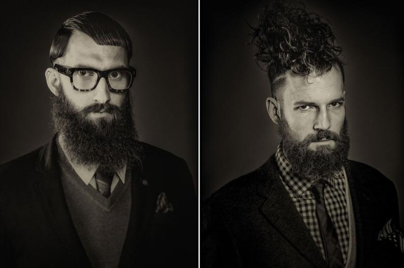 Rudi Zötsch a jeho inšpiratívna brada 2016 – Austrian Hairdressing Awards 2015.