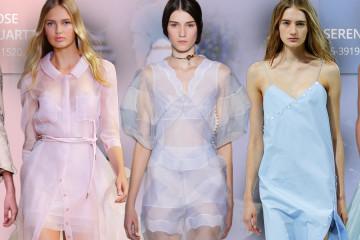 Farba roka 2016 sa nám tento rok rozrástla na dve farby roka 2016 – Rose Quartz a Serenity. Ako sa do nich budeme obliekať? Tu je exkluzívne – móda 2016!