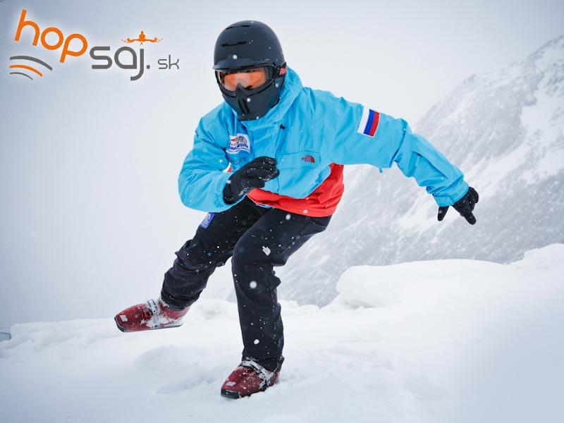 Korčule na sneh nahradia lyže aj za horších snehových podmienok.