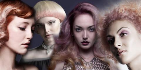 Farebné vlasy sa presadzujú čoraz viac. Aká ružová farba na vlasy je trendy v roku 2016? Pozrite sa – tu je nová ružová móda pre vlasy!