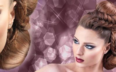 Spoločenské účesy fotogaléria: inšpirujte sa účesmi na ples a slávnostnými účesmi pre všetky dĺžky vlasov.