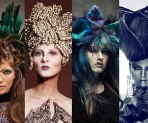 Ako vyzerá najlepšia účesová avantgarda z Czech & Slovak Hairdressing Awards? Pozrite sa na nominácie v kategórii Kaderník roka 2015: Avantgarda.